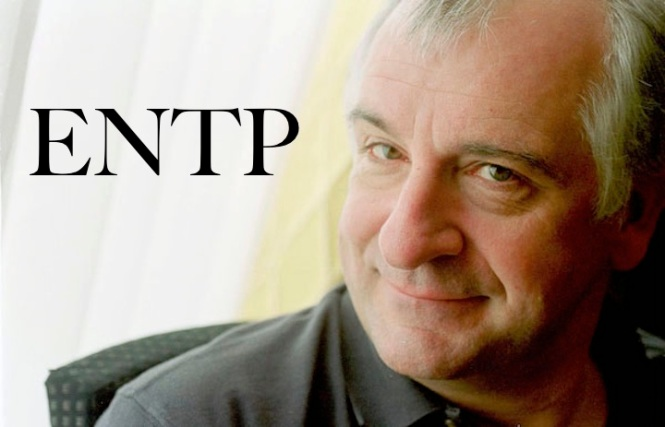 Douglas Adams ENTP | The Hitchhiker's Guide to the Galaxy #MBTI #ENTP