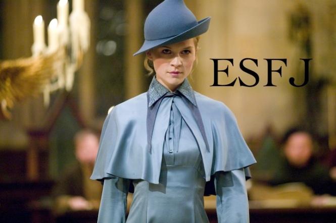 Fleur Delacour ESFJ | Harry Potter #MBTI #ESFJ