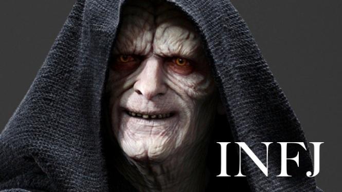 Lord Palpatine INFJ | Star Wars #MBTI #INFJ