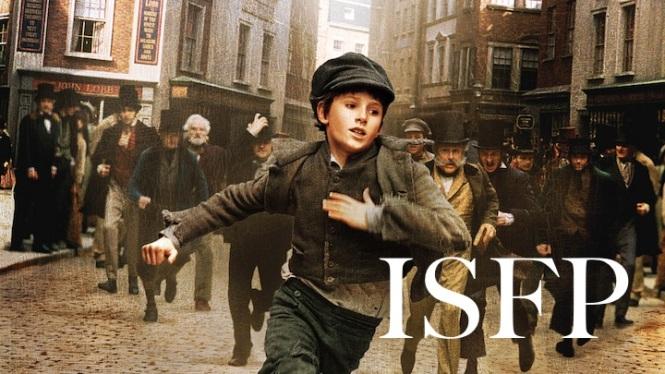 Oliver Twist ISFP | Oliver Twist #MBTI #ISFP