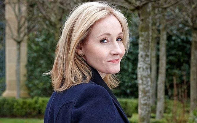 J.K. Rowling INFJ | Harry Potter #MBTI #INFJ