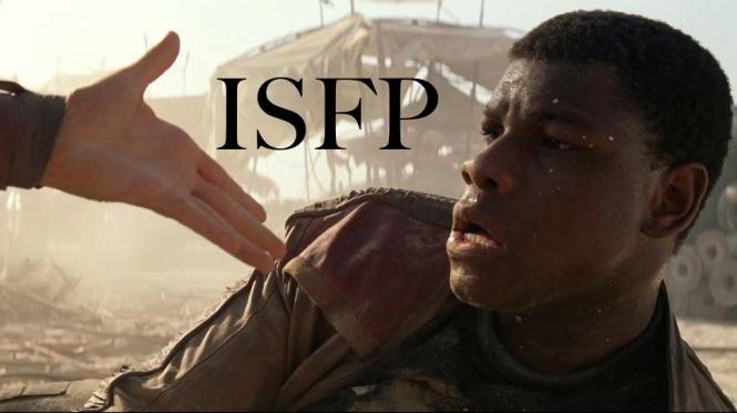 Finn ISFP | Star Wars #MBTI #ISFP