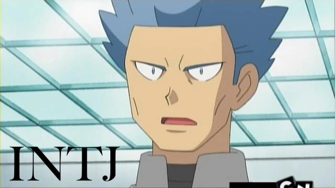 Cyrus INTJ | Pokemon #MBTI #INTJ