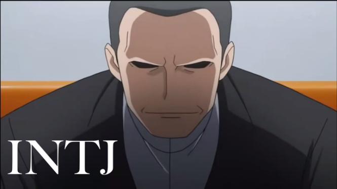 Giovanni INTJ | Pokemon #MBTI #INTJ