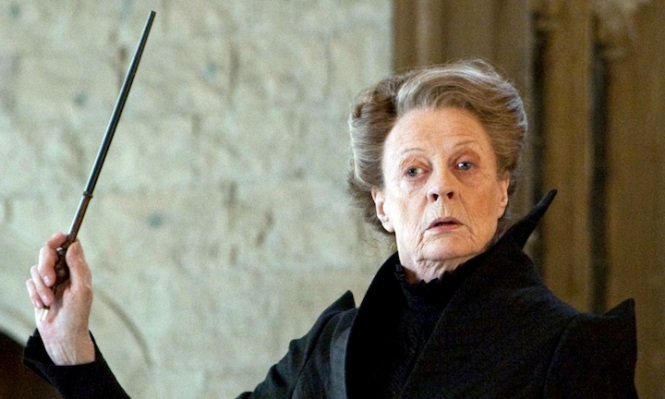 Minerva McGonagall ESTJ | Harry Potter #MBTI #ESTJ
