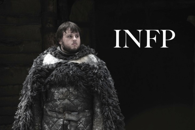 Samwell Tarly INFP | Song of Ice and Fire #MBTP #INFP