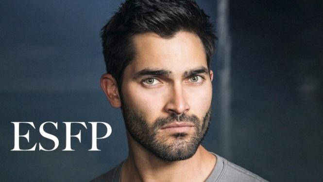 Tyler Hoechlin ESFP | Actors #MBTI #ESFP