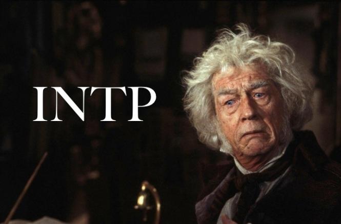 Mr. Ollivander INTP | Harry Potter #MBTI #INTP