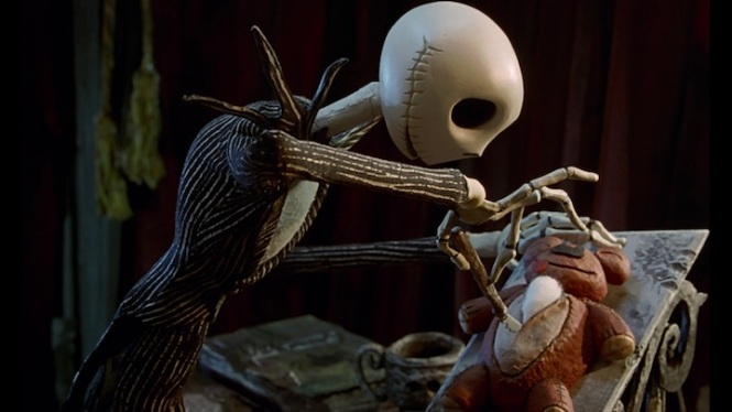 Jack Skellington ENTP | The Nightmare Before Christmas #MBTI #ENTP